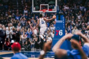 Under Armour - Joel Embiid - The Beginning of The Process